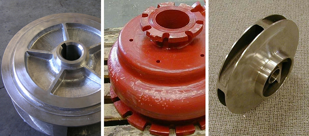 Allis Chalmers Pump and Parts for the fluid processing industry