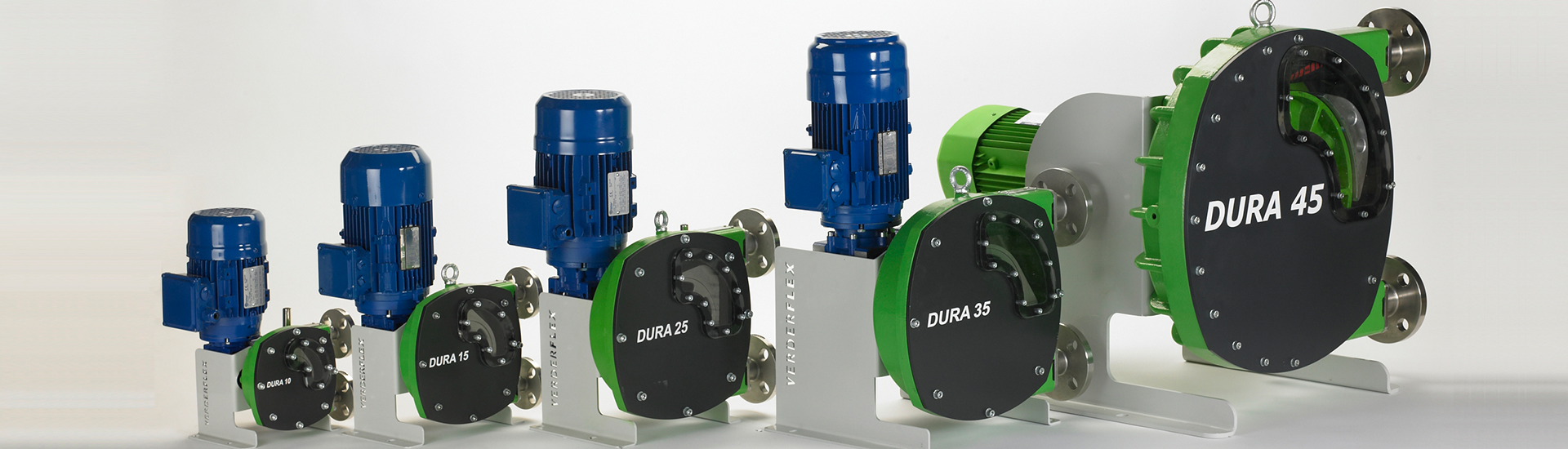 peristaltic hose pumps & tube pumps