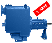 Vertiflo Vertical and Horizontal Pumping Solutions